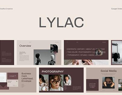Lylac Presentation Template
