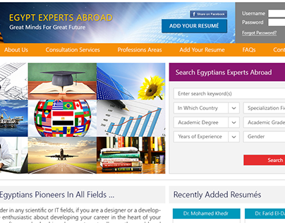 Egypt Experts Abroad