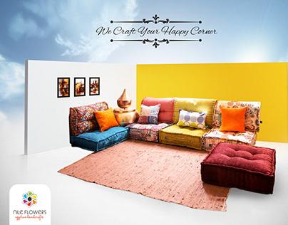 Nile Flower Furniture