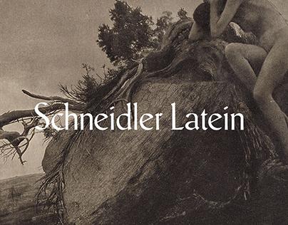 Schneidler Latein