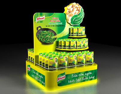 POSM Knorr