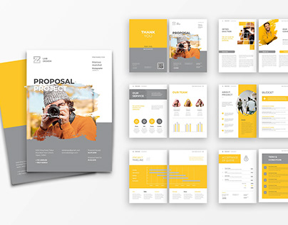 Proposal – Professional Photograpy