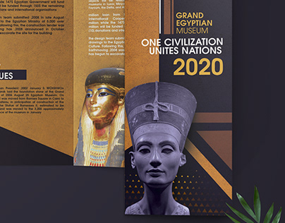 Grad.Project (Grand Egyptian Museum) Printing