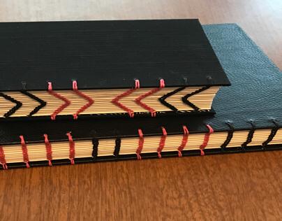 Coptic Stitch Journals