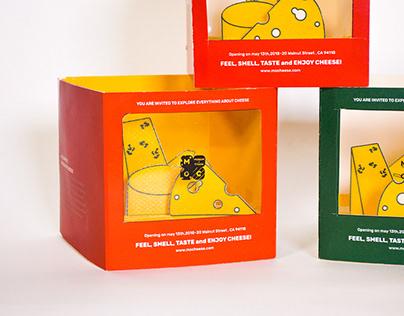 Pop-Up Brochure Design