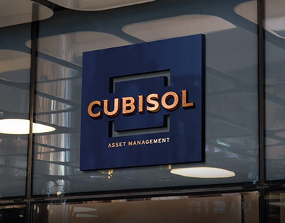 Cubisol: Brand Identity & Collateral Design
