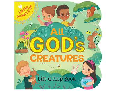All God's Creatures - children's book