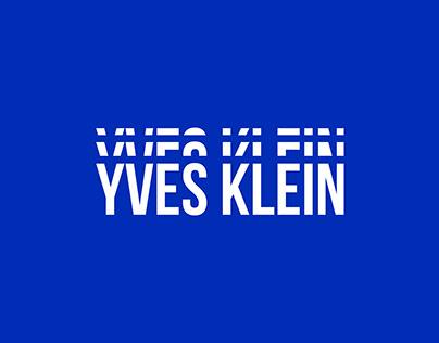 Yves Klein - Posters