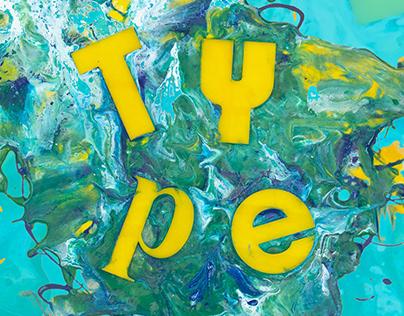 Type Exhibition Poster