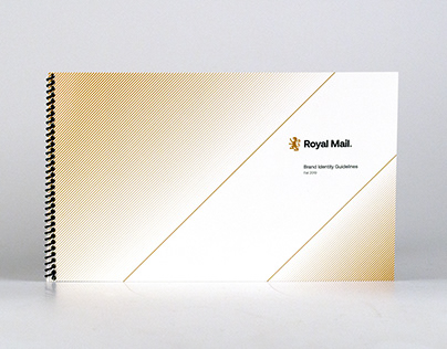 Royal Mail - Brand Guidelines Booklet