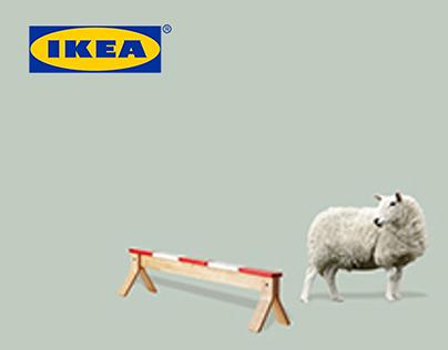 IKEA Bedroom   Print