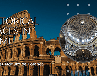 Historical Places in Rome