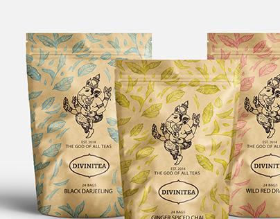 Divinitea :: Tea Identity