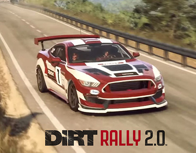 Ford Mustang GT4 | DiRT Rally 2