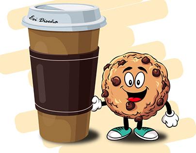 CAFÉ + GALLETA = COMBINACIÓN PERFECTA