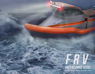 FRV First Response Vessel