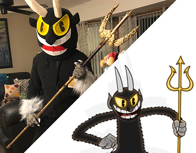 COSTUME: The Devil from Cuphead