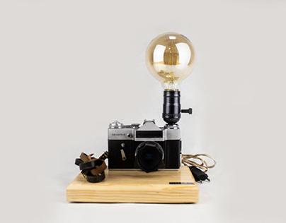 Camera lamp Pride&Joy