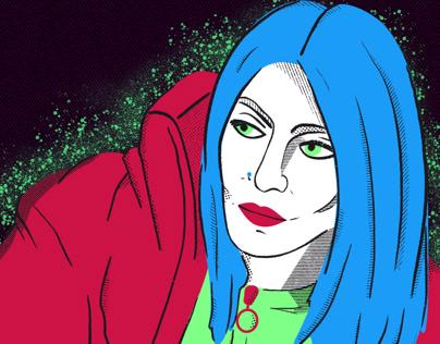 Portraits :: Illustration