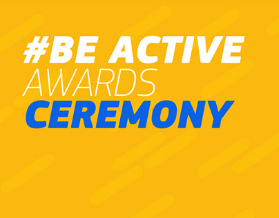 #BE ACTIVE AWARDS