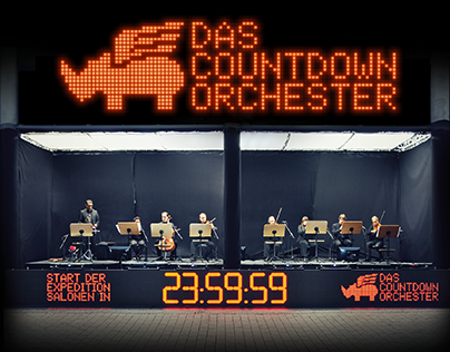 Dortmund Concert Hall – The Countdown Orchestra