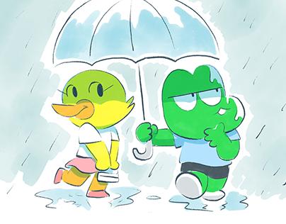 Kanari & Gon