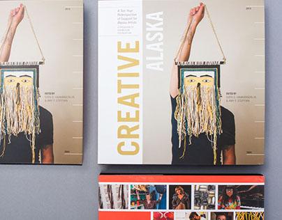 Creative Alaska Book Design