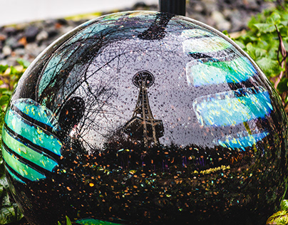 Seattle Series Pt. 1: Chihuly Glass and Garden