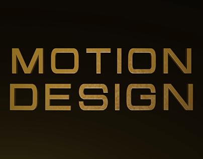 Motion Design Promo