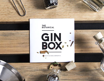 The Botanical Gin Box