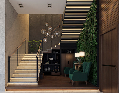 Dreamy Stair