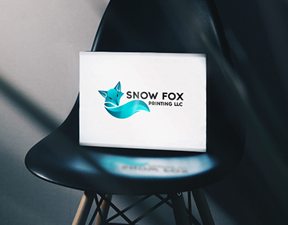 The Snow Fox Logo