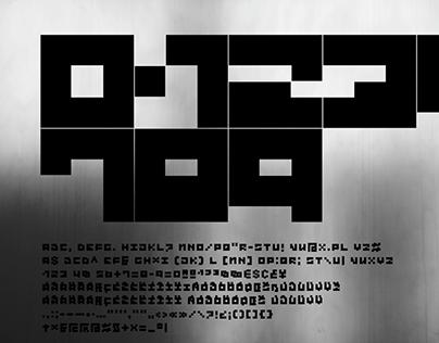 BAJT Font