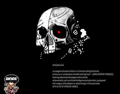 Naija Cyberpunk