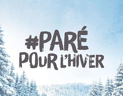 #parépourlhiver - Souris Mini