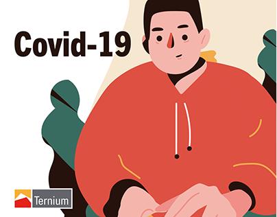 Ternium - Covid-19 Booklet Design