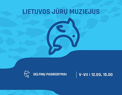 Lithuanian Sea Museum graphics