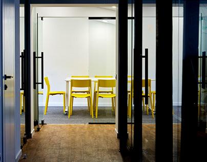 VoiceSpin office interior