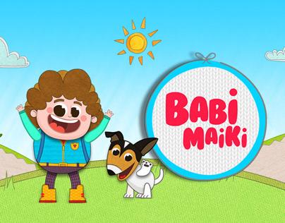 Babi Maiki - Tenencia Responsable, plazaVea y Matchcota