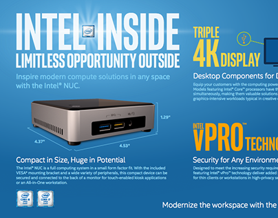 Intel Infobits and Infographics