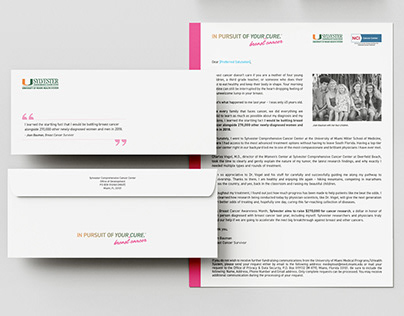 Sylvester - Breast Cancer Campaign