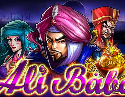 Slot Game : Alibaba