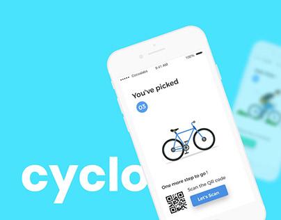 Cycloo | Pick & Ride