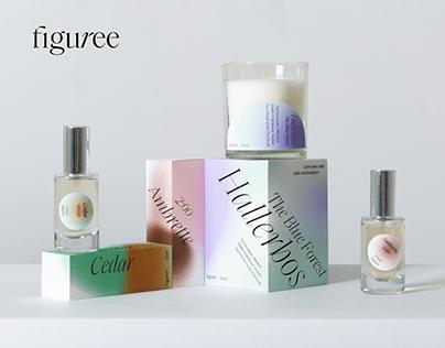 Home Fragrance BX Design — Figuree