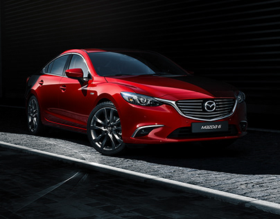 Mazda6 Black Edition