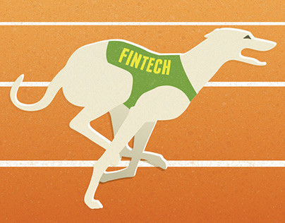 Hong Kong's race to the FinTech line