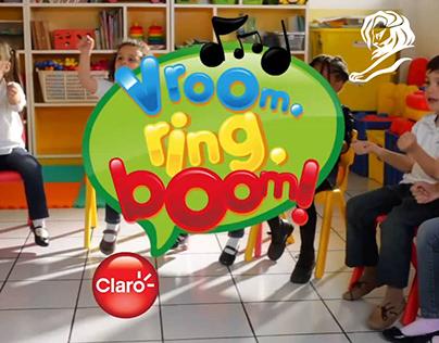 Vroom Ring Boom / Claro