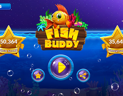Fish Buddy (Game Design Project)