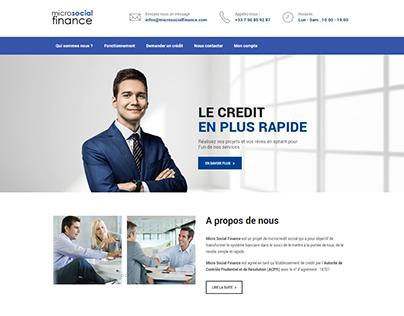 Micro Social Finance