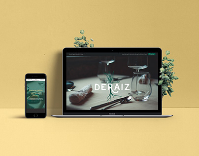 Website DeRaiz